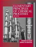 Elementary Principles of Chemical Processes 2005 3rd Edition