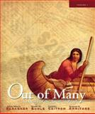 Out of Many : A History of the American People, Faragher, John Mack and Armitage, Susan H., 0205010636