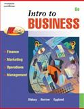 Intro to Business, Burrow, James L. and Eggland, Steven A., 0538440635