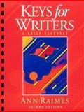 Keys for Writers, Ann Raimes, 0395920647