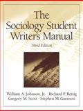 The Sociology Student Writer's Manual, Johnson, William A. and Rettig, Richard P., 0130410640