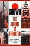 Showa, Carol Gluck, 0393310647