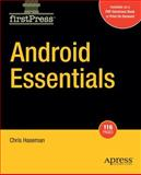 Android Essentials, Haseman, Chris, 1430210648