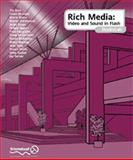 The Rich Media Studio Lab : Video and Sound in Flash, Wrox Author Team Staff, 1903450640