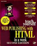 Teach Yourself Web Publishing with HTML 3.0 in a Week, Lemay, Laura, 1575210649