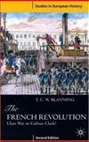 The French Revolution, T. C. W. Blanning, 0333670647