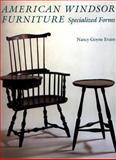 American Windsor Furniture, Nancy G. Evans, 1555950647