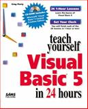 Teach Yourself Visual Basic 5 in 24 Hours, Ekbote, Vilas, 0672310643