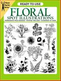 Floral Spot Illustrations, Stefen Bernath, 048626064X