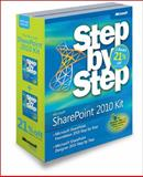 Microsoft SharePoint Step by Step : Microsoft SharePoint Designer 2010 Step by Step and Microsoft SharePoint Foundation 2010 Step by Step, Coventry, Penelope and Londer, Olga M., 0735660646