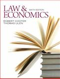 Law and Economics, Ulen, Thomas and Cooter, Robert B., 0132540657