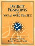 Diversity Perspectives for Social Work Practice, Anderson, Joseph and Carter, Robin Wiggins, 0205340652