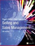 Selling and Sales Management, Jobber, David and Lancaster, Geoffrey, 0273720651
