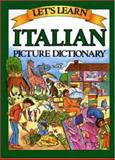 Italian Picture Dictionary, , 0844280658