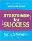 Strategies for Success 9781416400653