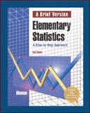 Elementary Statistics : A Brief Version, Bluman, Allan G., 0072420650
