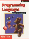 Programming Languages : Concepts and Constructs, Sethi, Ravi, 0201590654