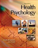Health Psychology : An Introduction to Behavior and Health, Brannon, Linda and Feist, Jess, 0495090654