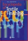 Encyclopedia of Textile Finishing 9781845690656