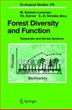 Forest Diversity and Function : Temperate and Boreal Systems, , 364206065X
