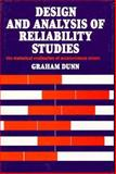Design and Analysis of Reliability Studies, Dunn, Graham, 0470220651