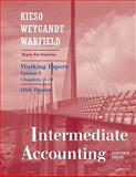 Working Papers, Vol II T/a Intermediate Accounting, 13E, Kieso, Donald E., 0470380659