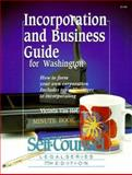 Incorporation and Business Guide for Washington, Victoria Van Hof, 1551800667