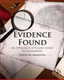 Evidence Found, David Miranda, 0128020660