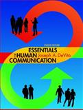 Essentials of Human Communication, DeVito, Joseph A., 0205930662