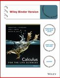Calculus for Life Sciences, First Edition Binder Ready Version, Schreiber, S, 1118180666