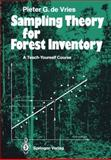 Sampling Theory for Forest Inventory, Devries, P., 3540170669
