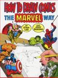 How to Draw Comics the Marvel Way, Stan Lee, John Buscema, 0907610668