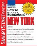 How to Start a Business in New York, Entrepreneur Press Staff, 1599180669