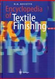 Encyclopedia of Textile Finishing : German Version, Rouette, H. K., 1845690664