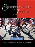 Entrepreneurial Finance : A Casebook, Gompers, Paul A. and Sahlman, William, 0471080667