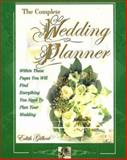 The Complete Wedding Planner, Edith Gilbert, 0883910667