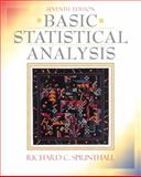 Basic Statistical Analysis, Sprinthall, Richard C., 0205360661