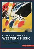Concise History of Western Music 9780393920666
