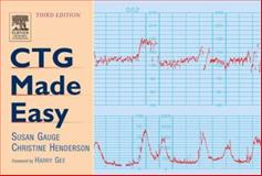 CTG Made Easy, Gauge, Susan M. and Henderson, Christine, 0443100667