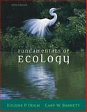 Fundamentals of Ecology, Odum, Eugene and Barrett, Gary W., 0534420664