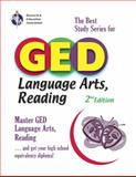 GED Language Arts, Reading, Elizabeth L. Chesla, 0738600660