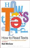 How to Read Texts, McCaw, Neil, 144119066X