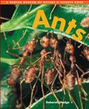 Ants, Deborah Hodge, 155337066X