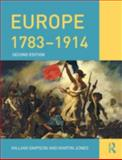 Europe, 1783-1914, William Simpson and Martin Jones, 0415470668