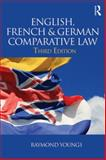 English, French and German Comparative Law, Youngs, Raymond, 0415540666