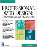 Professional Web Design : Techniques and Templates, Eccher, Clint, 1584500662