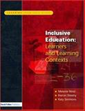 Learners and Learning Contexts, Melanie Nind and Kieron Sheehy, 1843120666