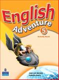 English Adventure 5, Pearson, 0131110675