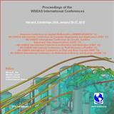 Conference Proceedings of the American Conference on Applied Mathematics (AMERICAN-MATH '12), the 6th WSEAS International Confer : American-Math'12, Csst'12, Cea'12,fluids'12,hmt'12, Mabe'12, Icba'12,, 1618040677