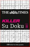 Times Killer Su Doku Book 8, Books Times, 0007440677